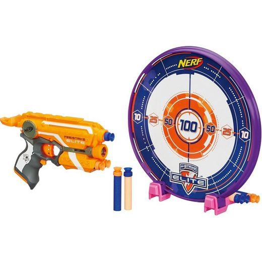 Hasbro Exklusiv NERF N-Strike Elite Precision Target Set, Exklusiv