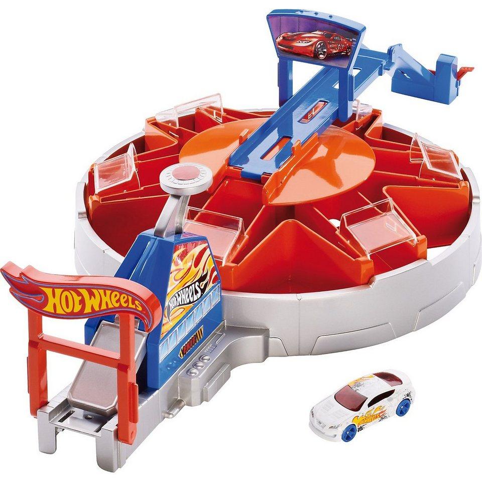 Mattel Hot Wheels Superstarter Autogarage
