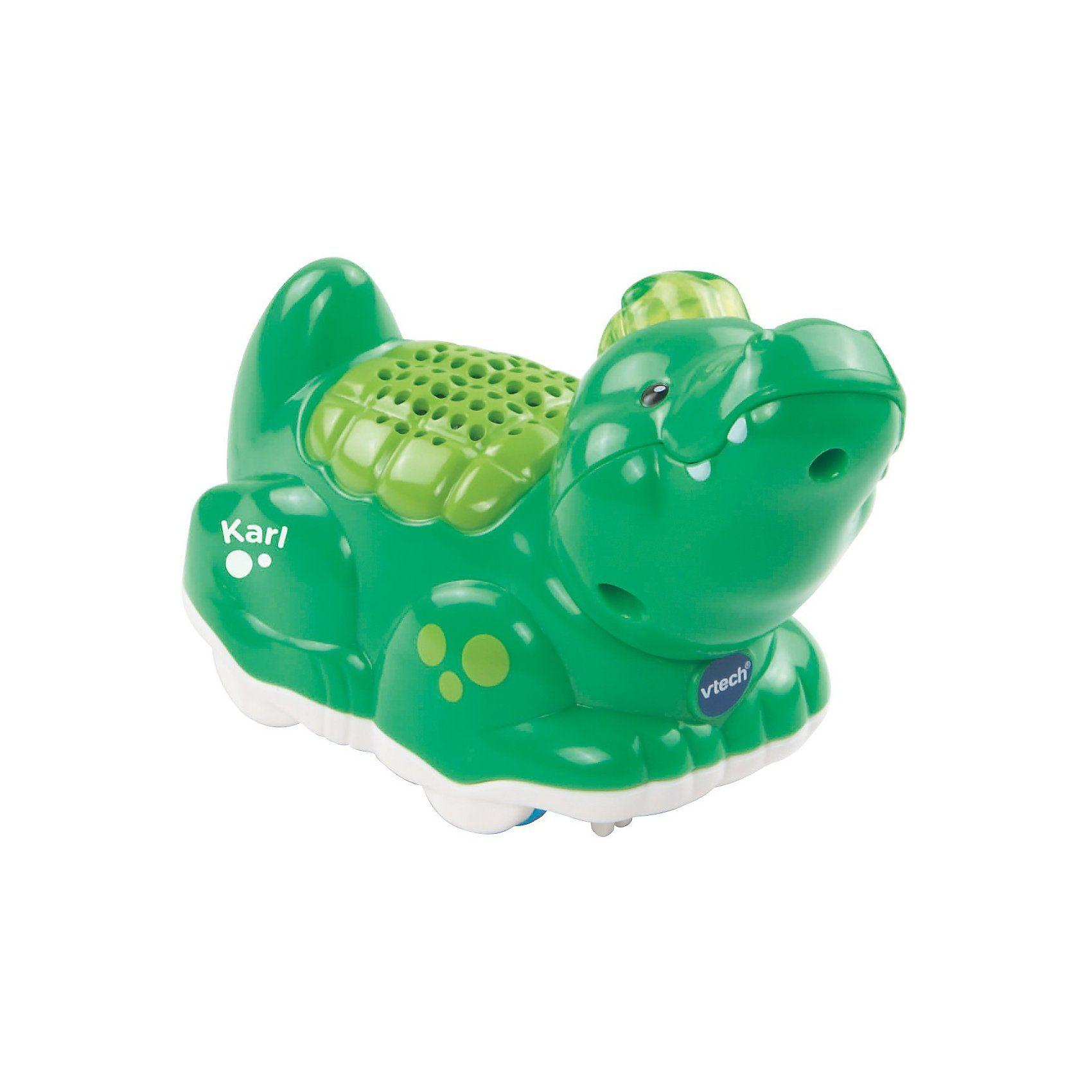 Vtech Tip Tap Baby Tiere - Krokodil Karl
