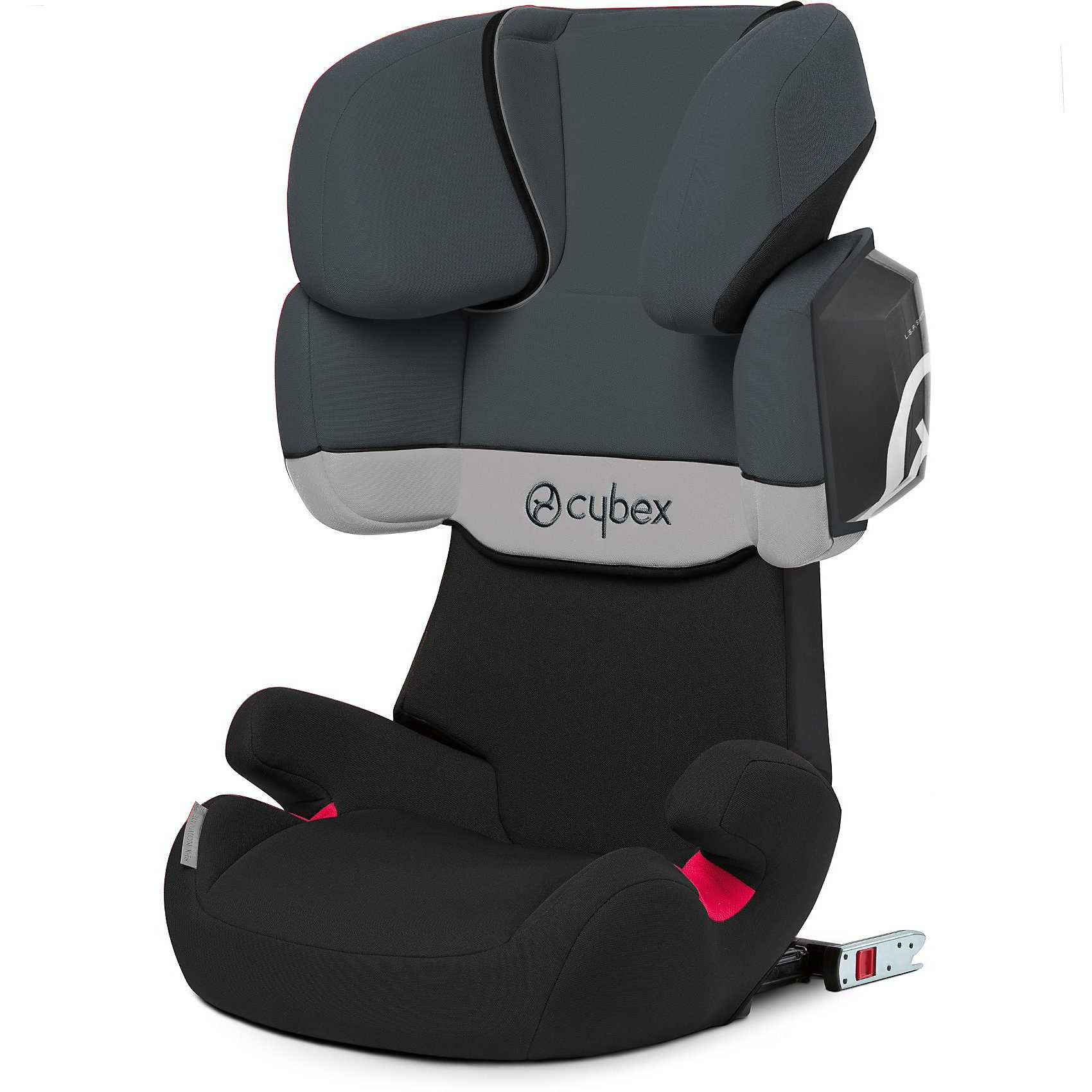 Cybex Auto-Kindersitz Solution X2-Fix, Silver-Line, Grey Rabbit, 2