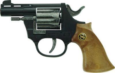 Schrödel Polizei-Revolver Super8