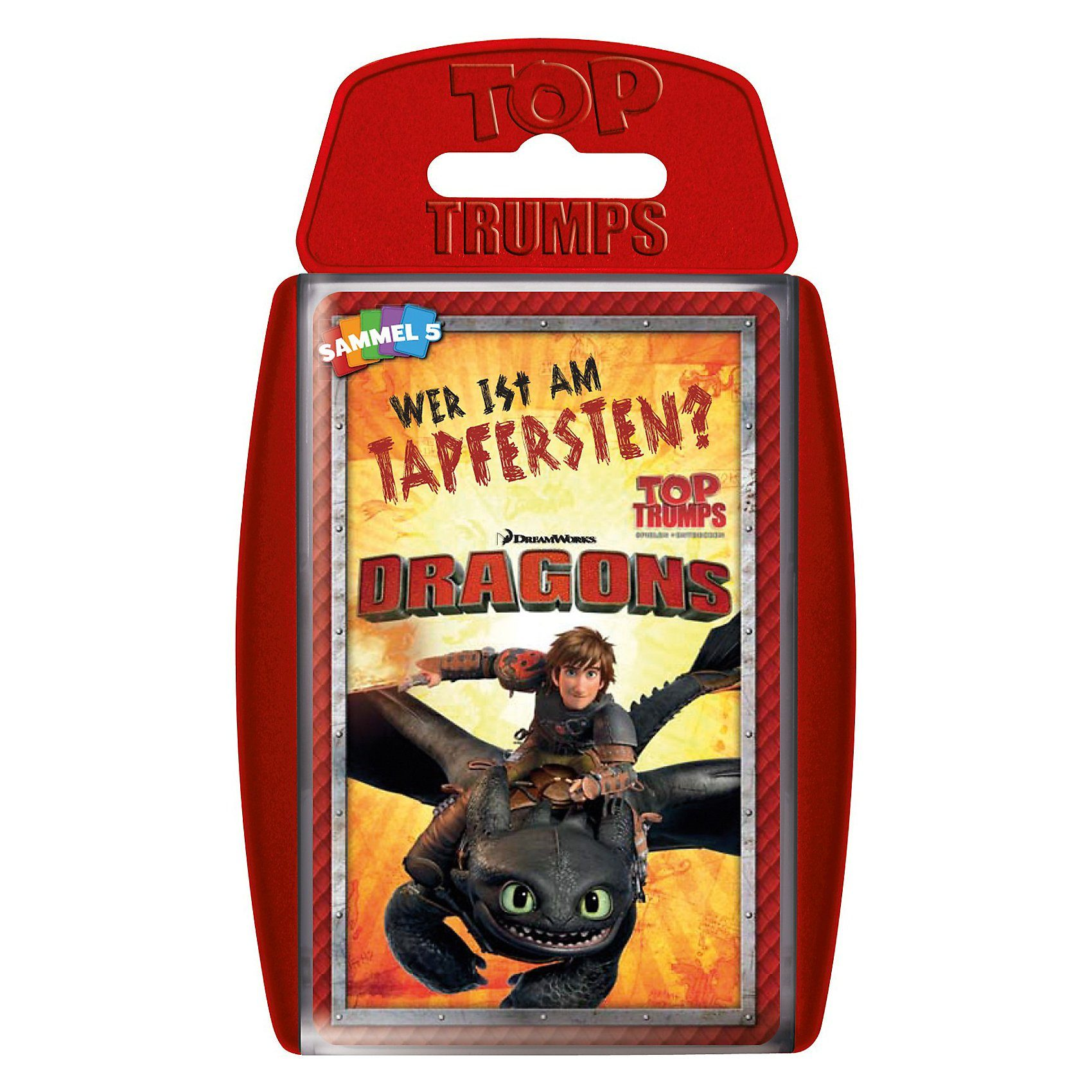 Winning Moves Top Trumps - Dragons