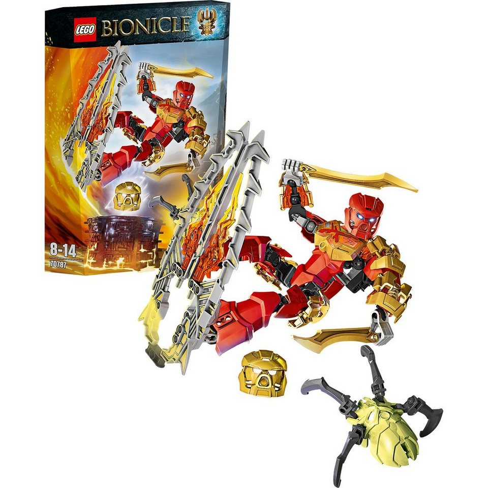 LEGO 70787 Bionicle: Tahu – Meister des Feuers