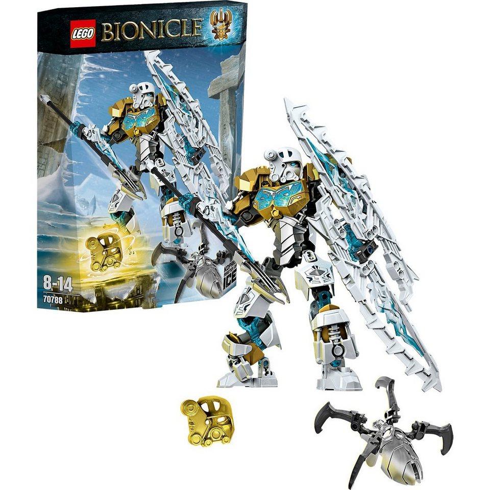LEGO 70788 Bionicle: Kopaka – Meister des Eises