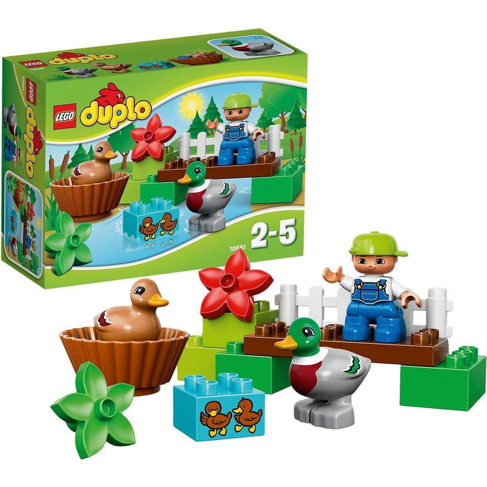 LEGO 10581 DUPLO: Entenfütterung