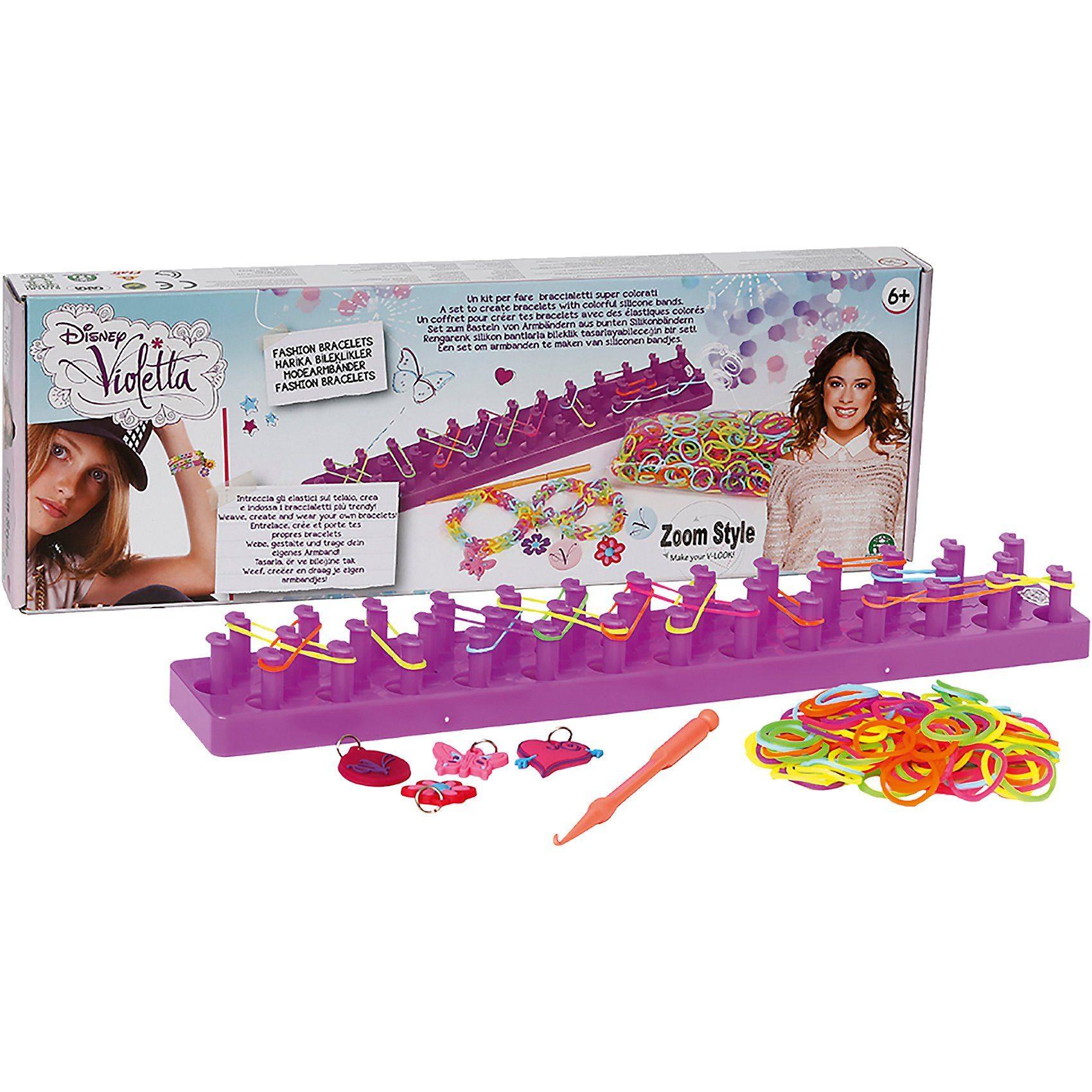 Giochi Preziosi Disney Violetta Armbänder
