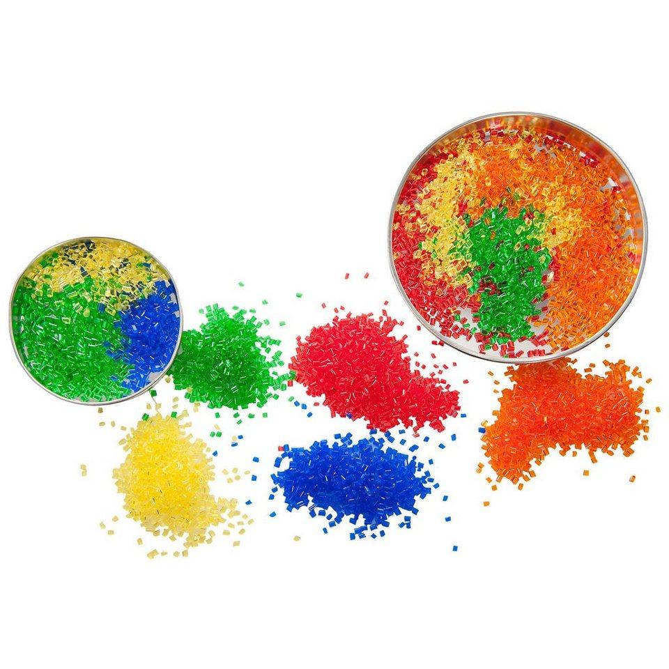 Eduplay Colourplast Schmelzgranulat Starterpackung