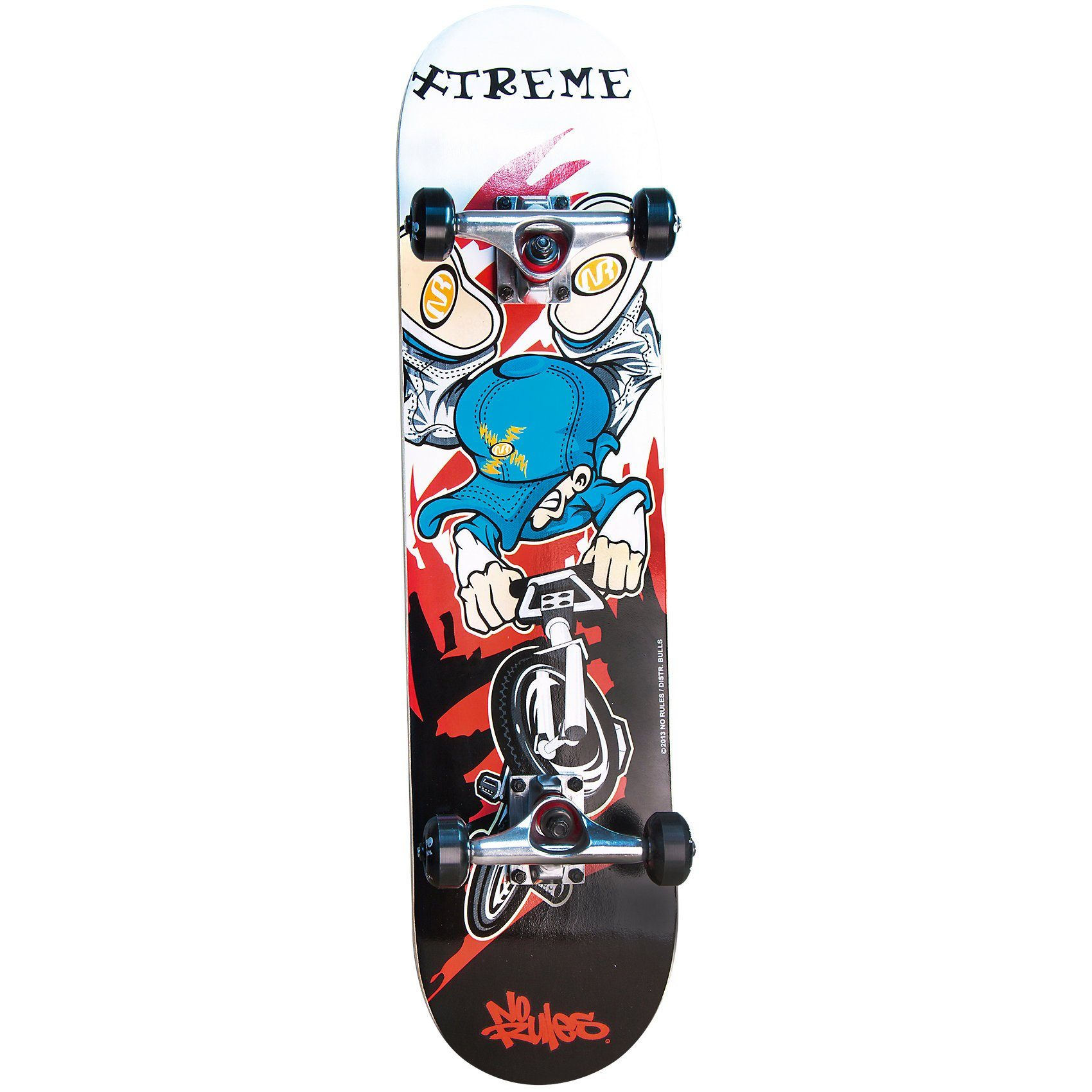 No Rules Skateboard Xtreme