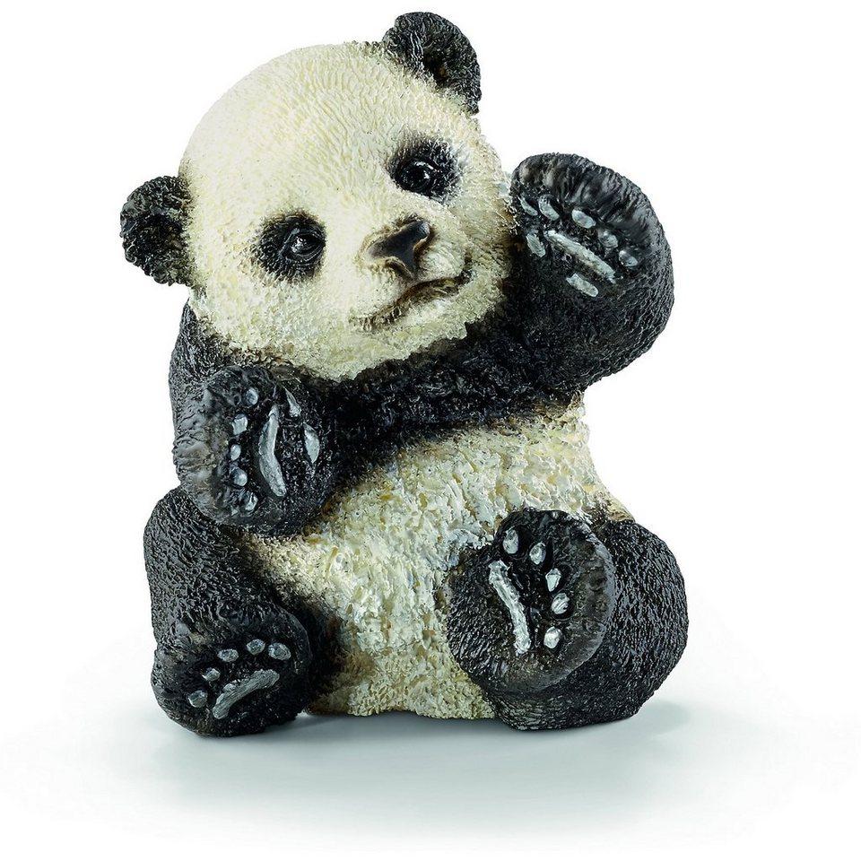 Schleich 14734 Wild Life: Panda Junges, spielend