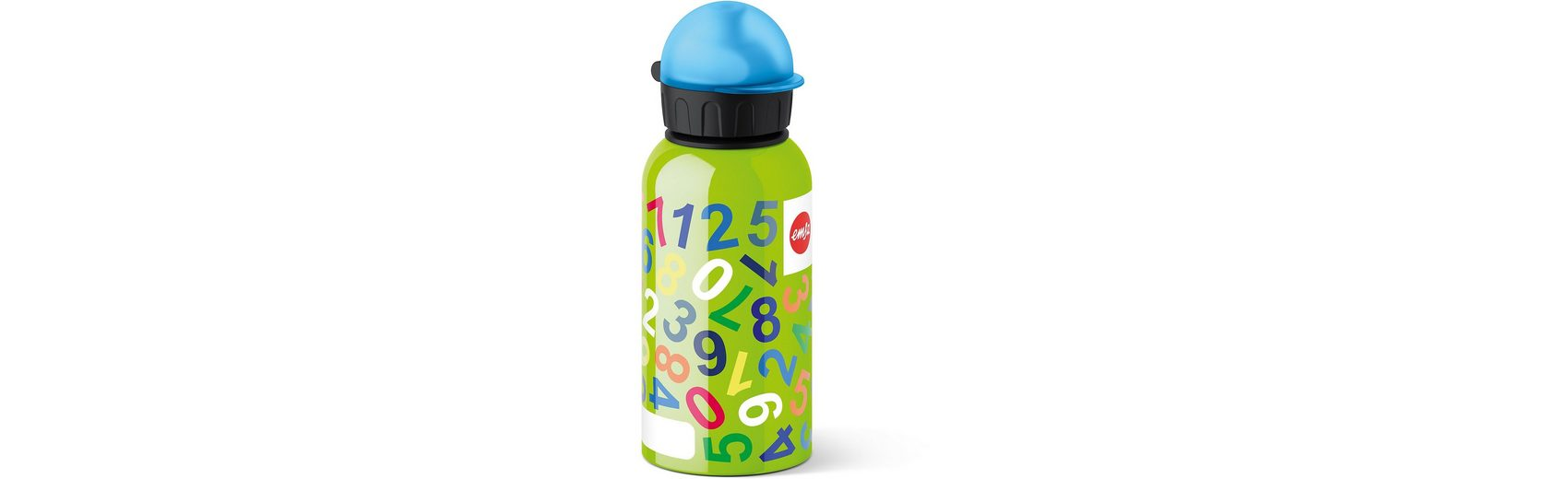 Emsa Trinkflasche Numbers, 400 ml