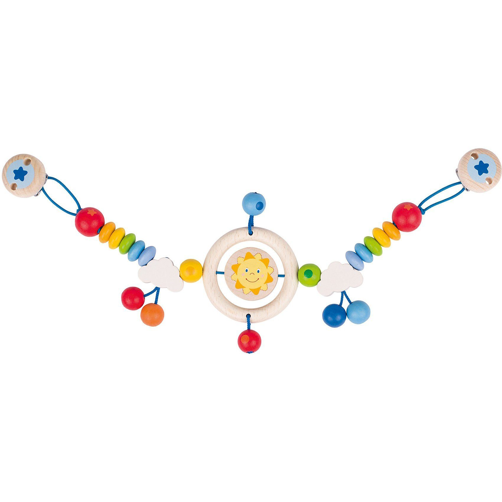 HEIMESS Kinderwagenkette Soft Colors Sonne