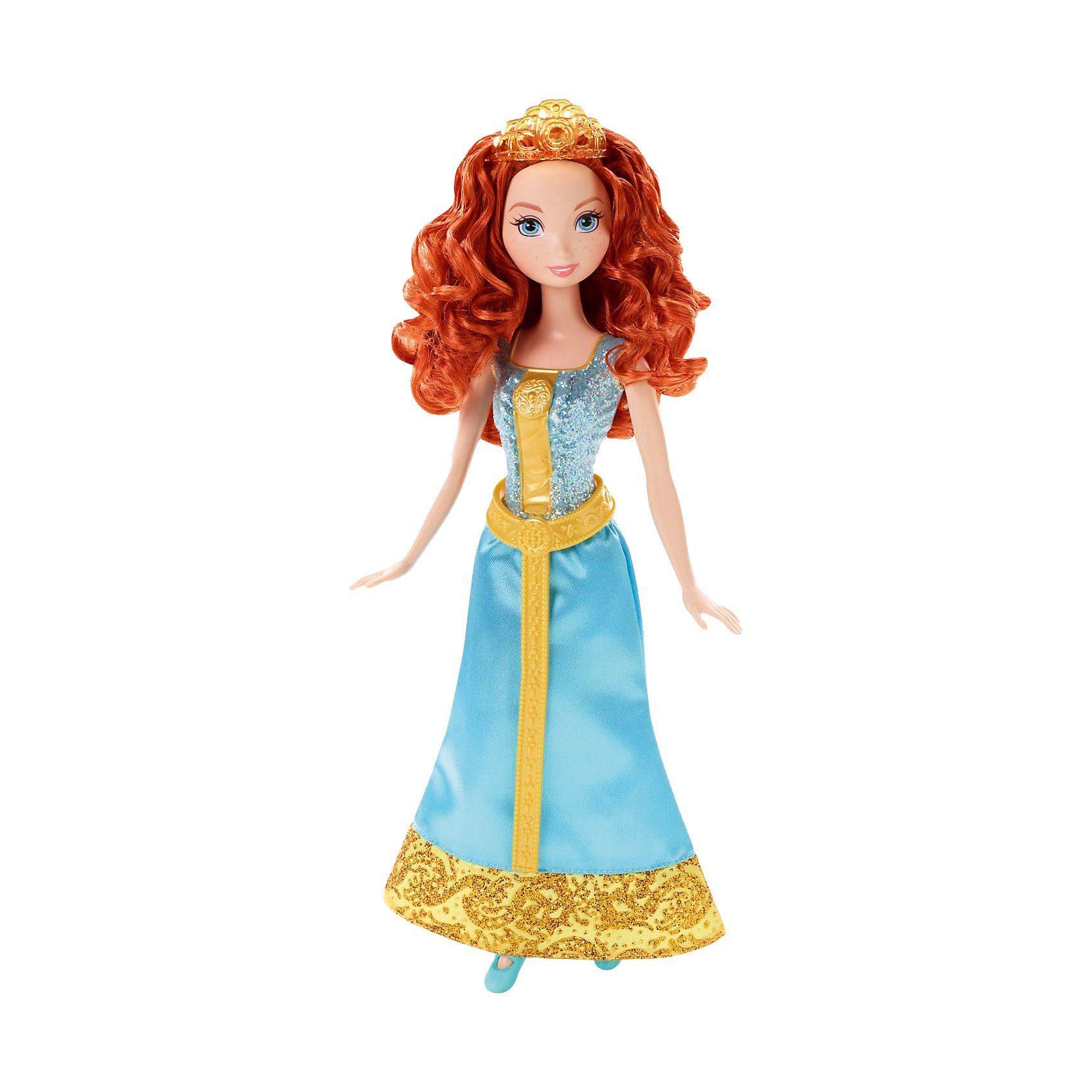 Mattel Märchenglanz Prinzessin Merida