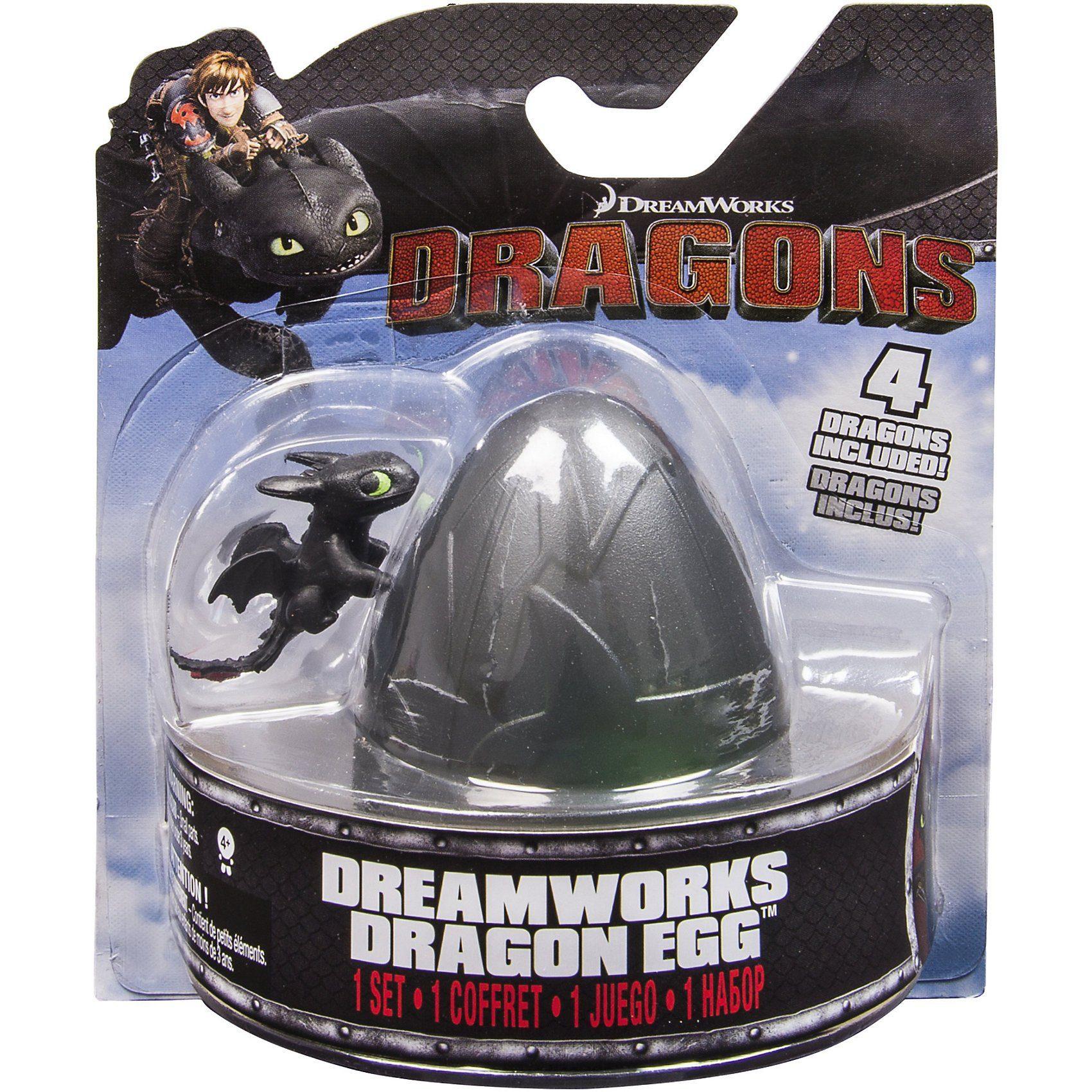 Spin Master Dragons Drachen Eier (3-4 Mini-Drachen)