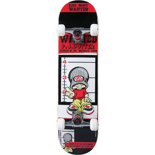 No Rules Skateboard PJ Butter