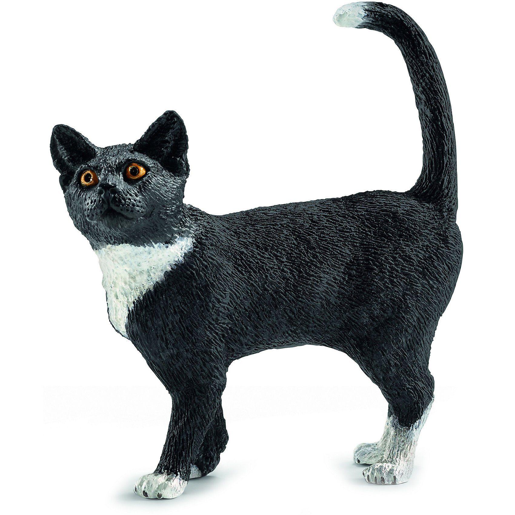 Schleich 13770 Farm World: Katze, stehend