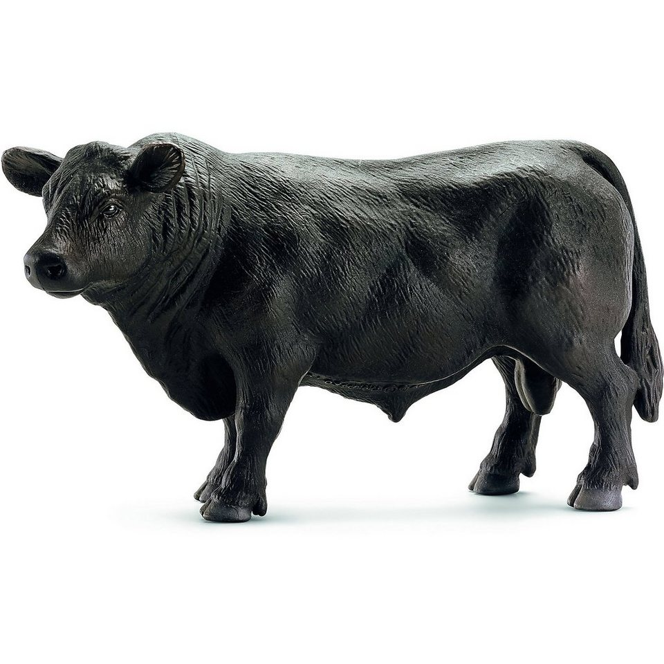 Schleich Farmlife: 13766 Black Angus Bulle