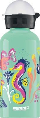 SIGG Alu-Trinkflasche Reef Garden, 400 ml in grün