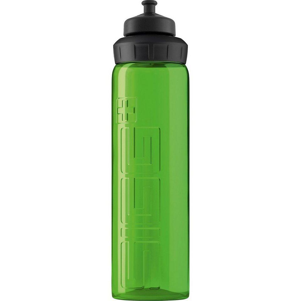 SIGG Trinkflasche VIVA 3-Stage Green transparent, 750 ml in grün
