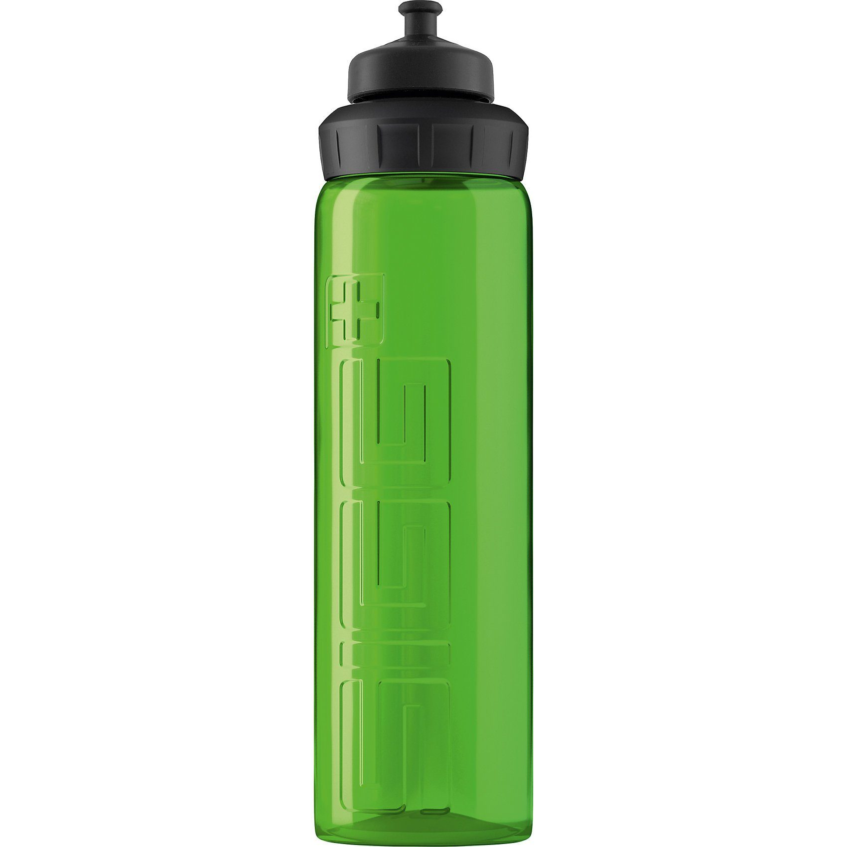 SIGG Trinkflasche VIVA 3-Stage Green transparent, 750 ml