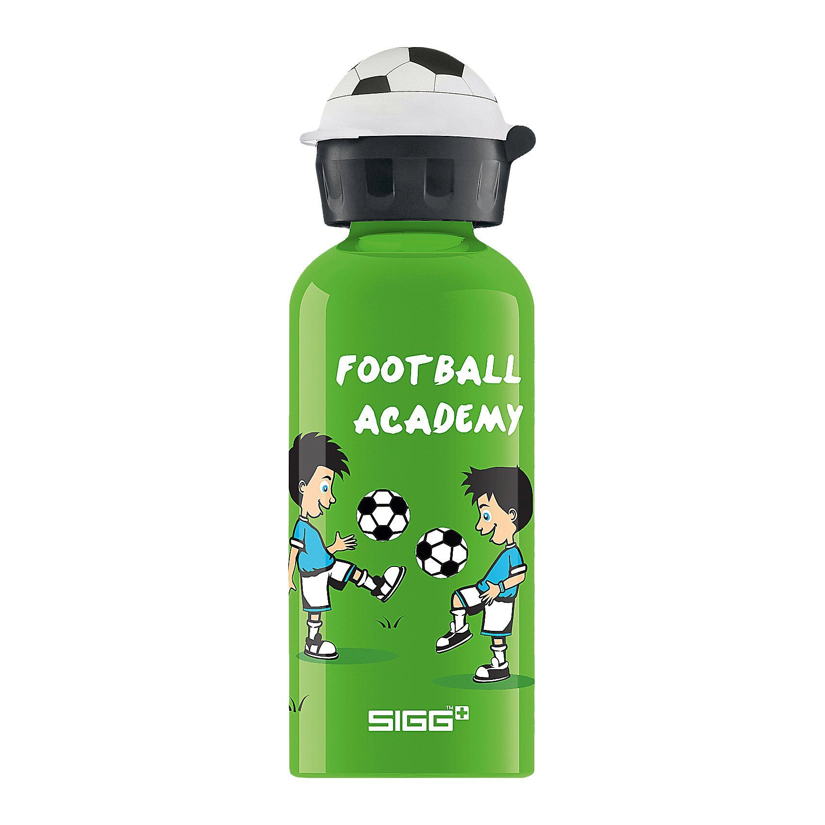 SIGG Alu-Trinkflasche Football Academy, 400 ml