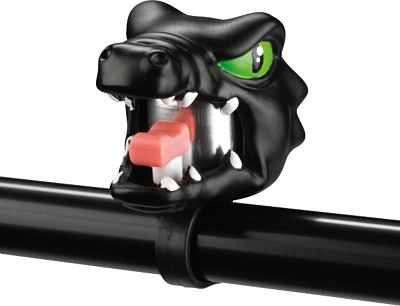 Crazy Safety Fahrradklingel Black Dragon