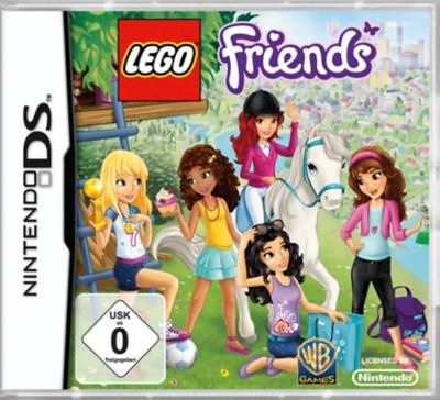 LEGO NDS Friends