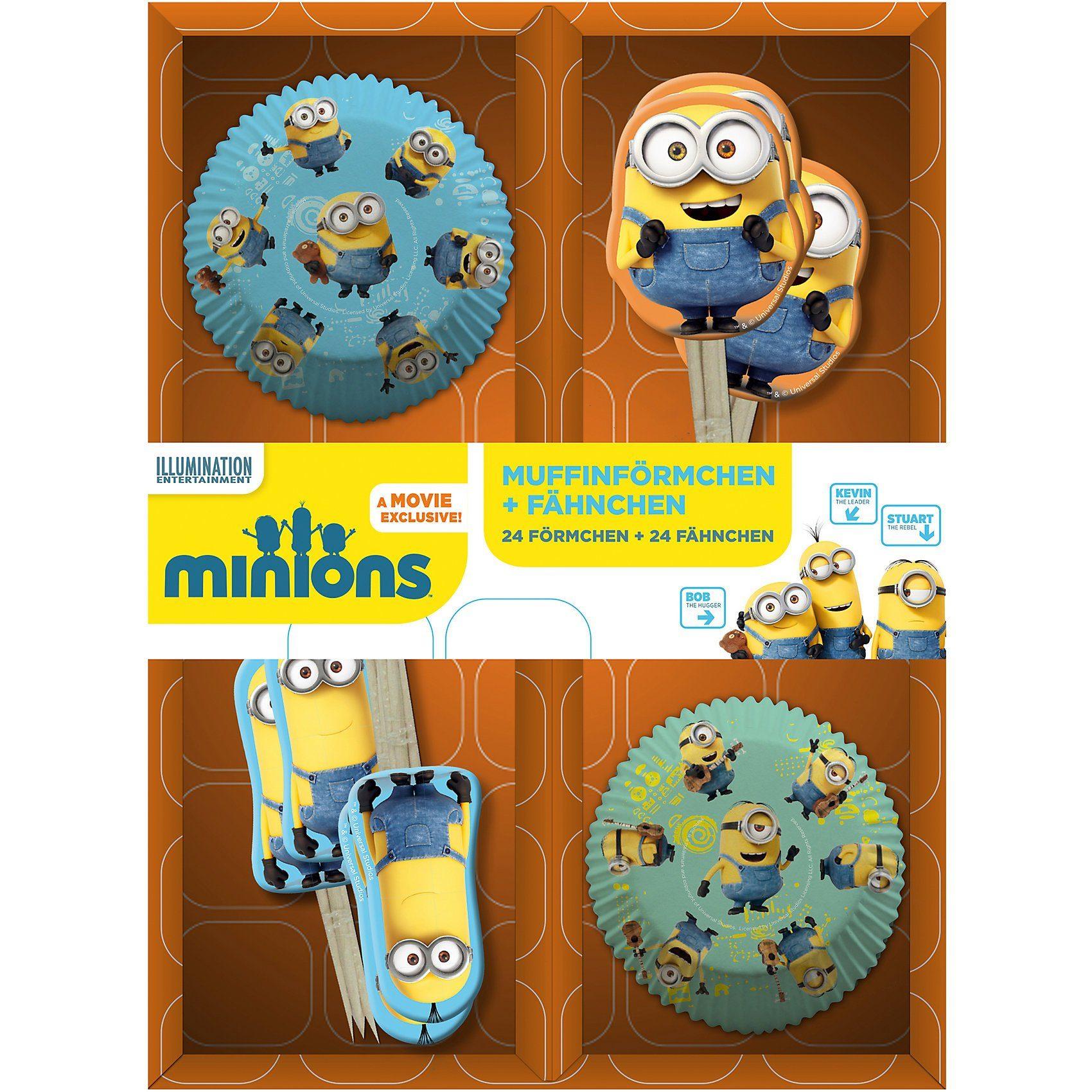 P:OS Muffinset Minions
