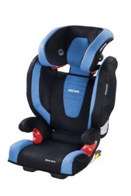 RECARO Auto-Kindersitz Monza Nova 2 Seatfix, Saphir
