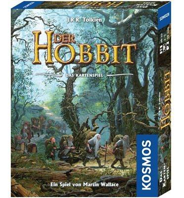 Kosmos Der Hobbit - Das Kartenspiel