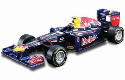 Bburago Bburrago RC Fahrzeug F1 Red Bull Wrist Racer 1:32
