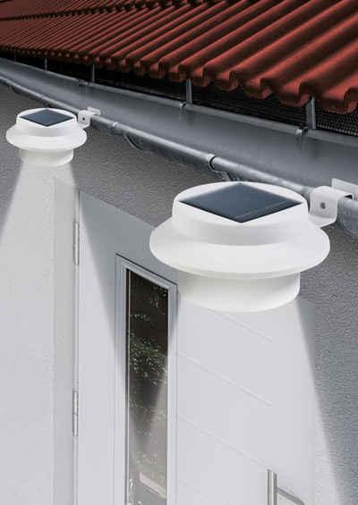 Perfekt EASYmaxx LED Dachrinnenleuchte