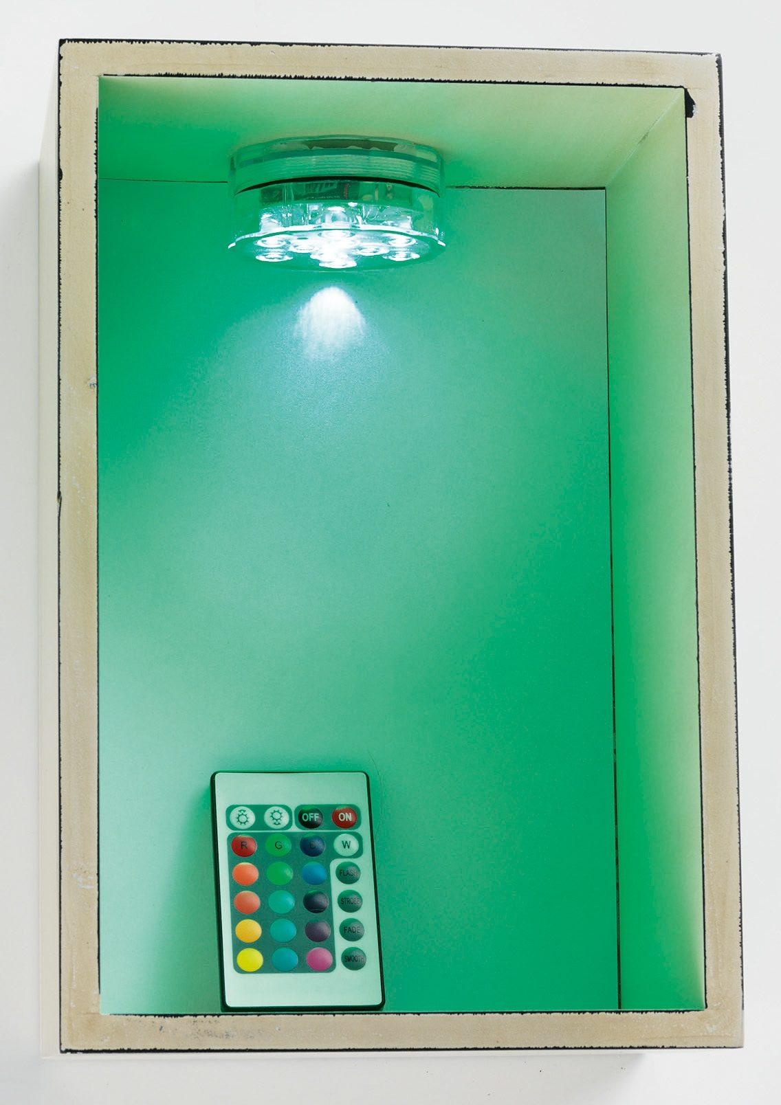 EASYmaxx LED-Lichterzauber mit Farbwechsel, für drinnen und draußen