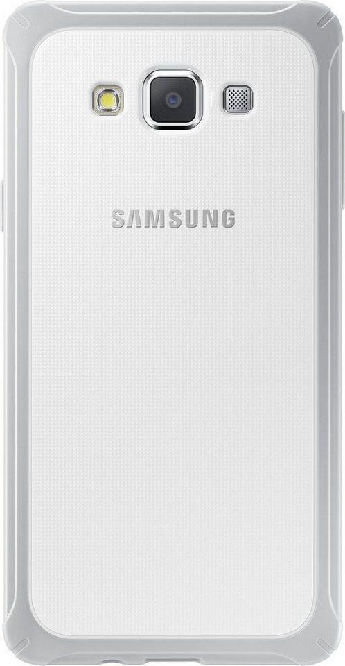 Samsung Handytasche »Schutz-Cover EF-PA700 für Galaxy A7, Grau« in Grau
