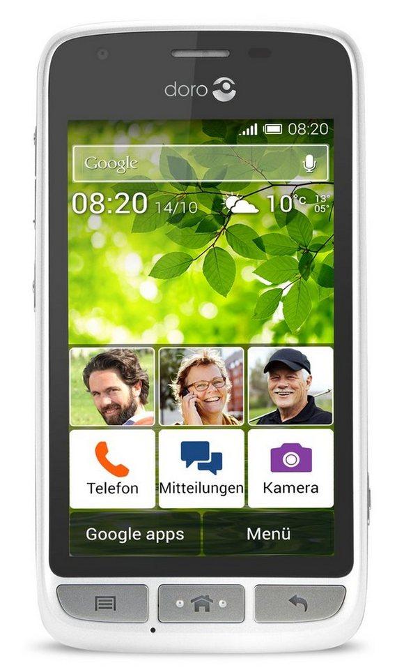 Doro Smartphone »Liberto 820 mini« in Weiß