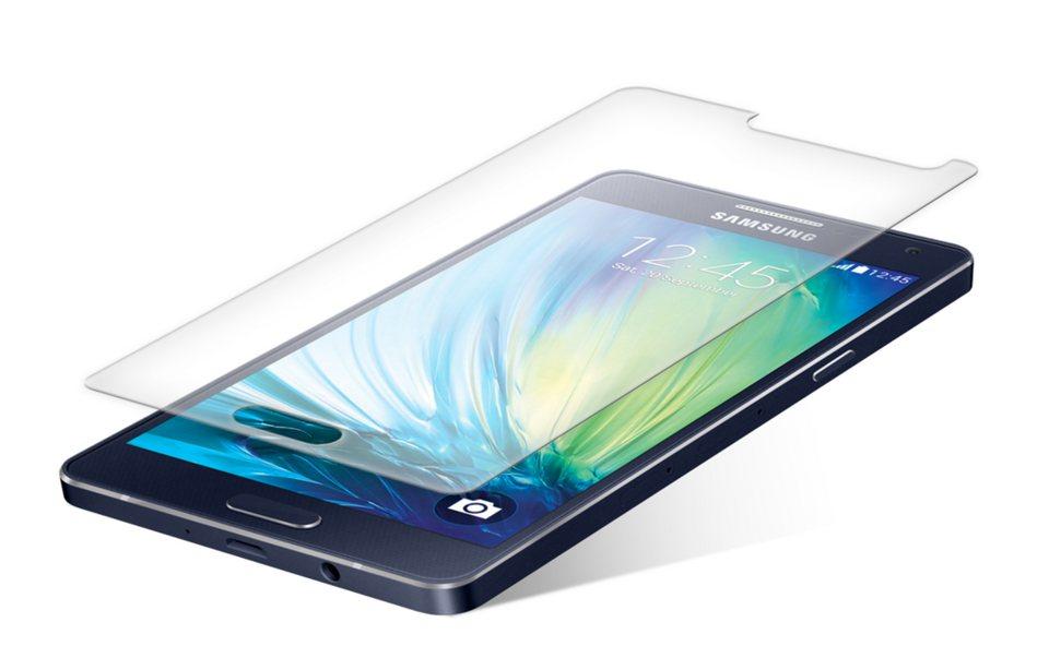invisibleSHIELD Folie »Glass Displayschutzfolie für Samsung Galaxy A3« in Transparent