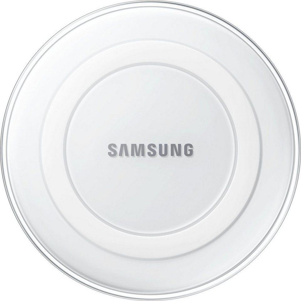 Samsung Lader »Induktive Ladestation EP-PG920, Weiß« in Weiß