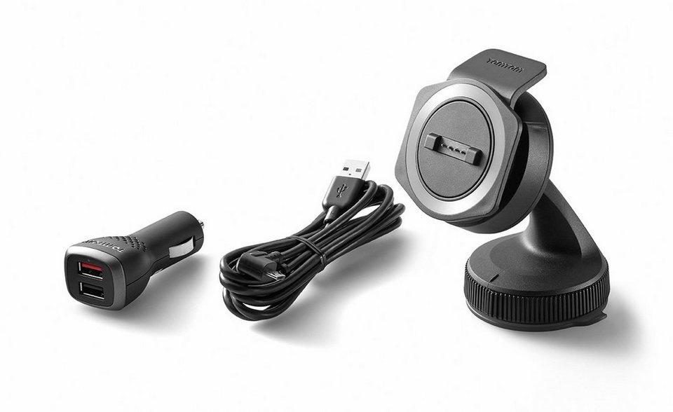 TomTom Halter »Autohalterung mit Ladefunktion für RIDER 40/400« in Schwarz