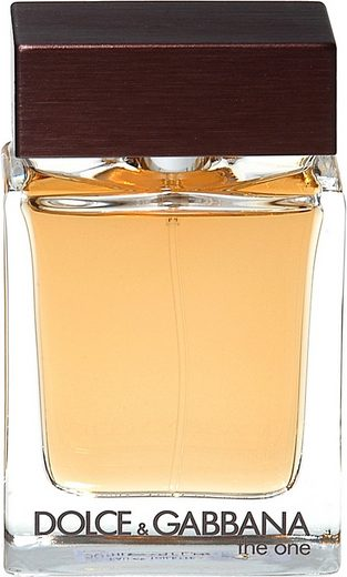 DOLCE & GABBANA Eau de Toilette »The One for Men«