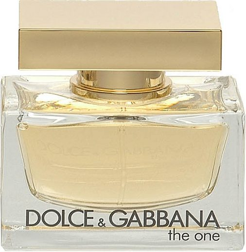 DOLCE & GABBANA Eau de Parfum »The One«