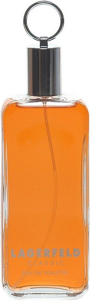Lagerfeld, »Classic«, Eau de Toilette