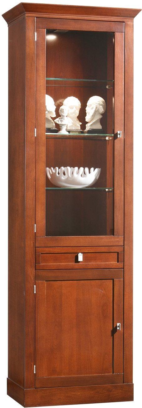 kirschbaum standvitrinen online kaufen m bel. Black Bedroom Furniture Sets. Home Design Ideas