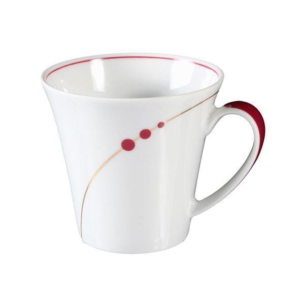 Seltmann Weiden Kaffeetasse »Top Life Mirage« in Weiß
