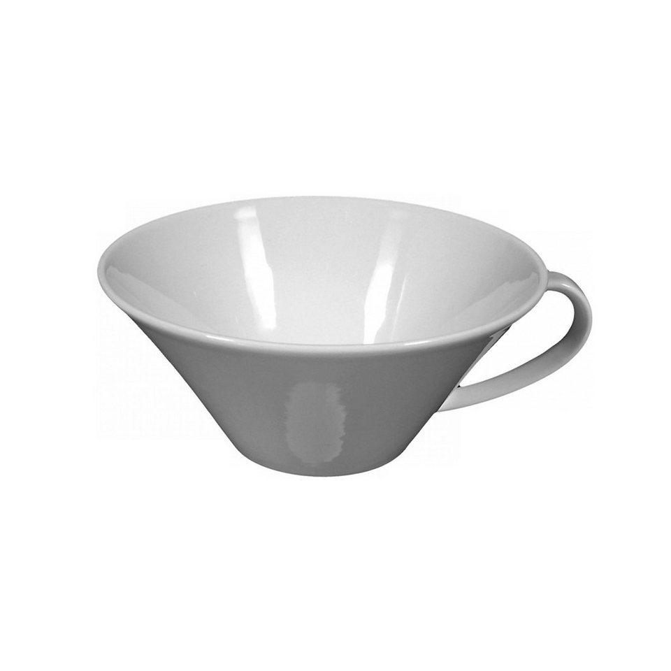 Seltmann Weiden Teetasse »Top Life Uni« in Weiß
