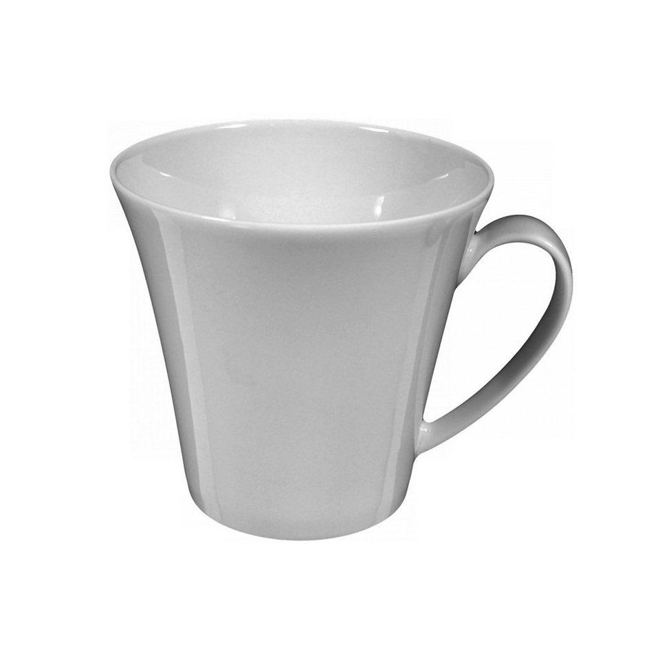 Seltmann Weiden Kaffeetasse »Top Life Uni« in Weiß