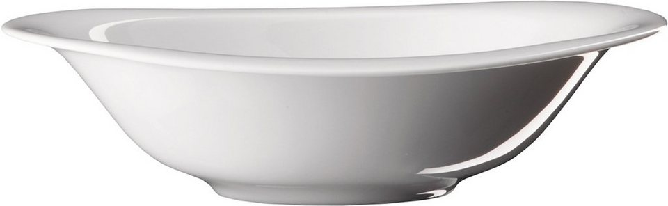Seltmann Weiden Schale oval »Top Life Uni« in Weiß