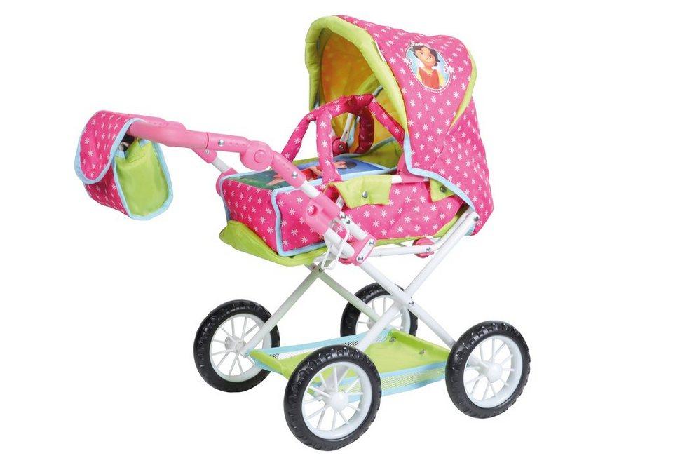 Kombi-Puppenwagen, »Heidi-Ruby«, knorr toys in rosa