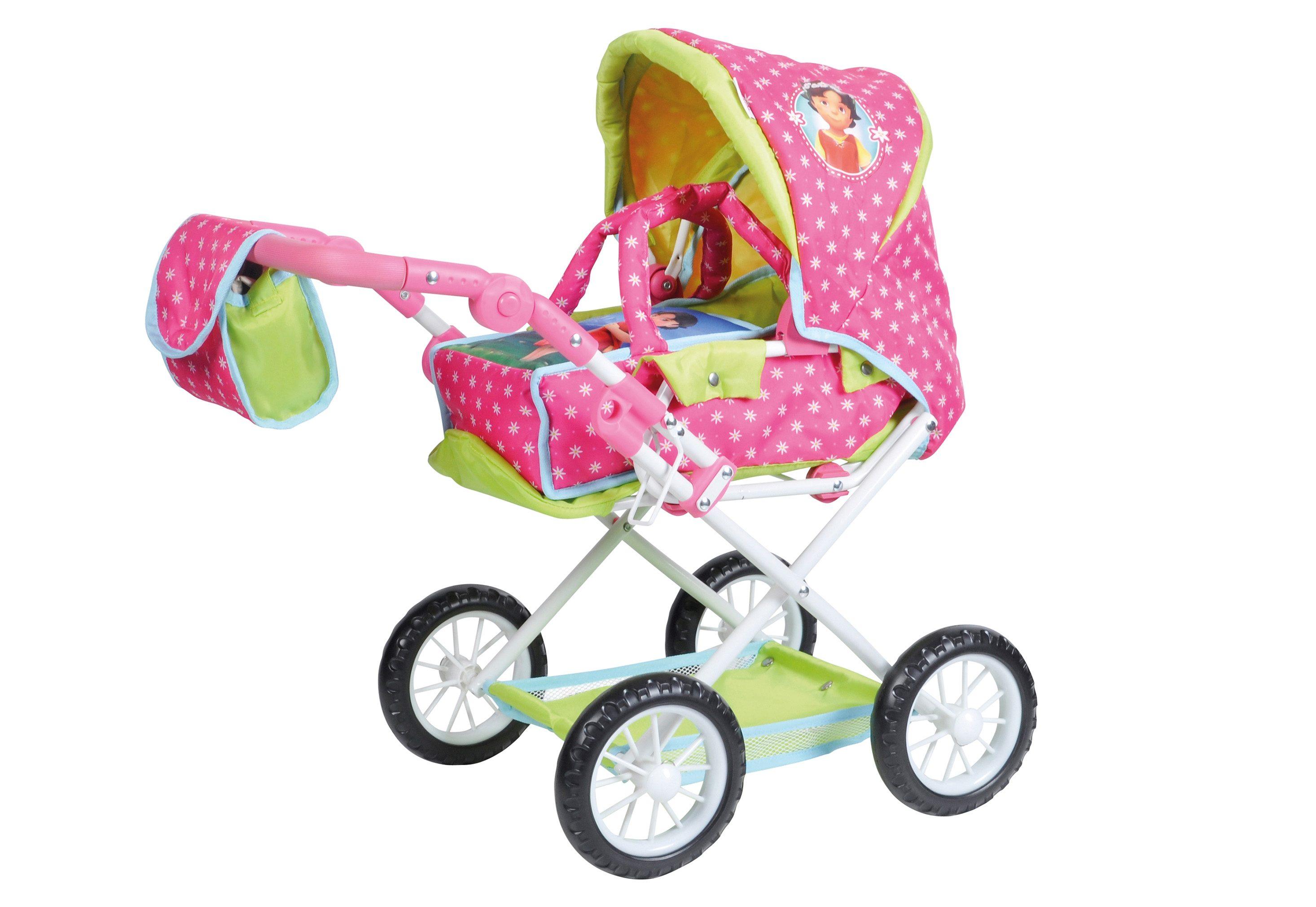 Kombi-Puppenwagen, »Heidi-Ruby«, knorr toys