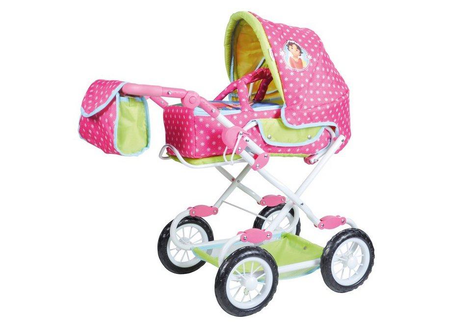 Puppenwagen,  Heidi Design - Salsa , knorr toys