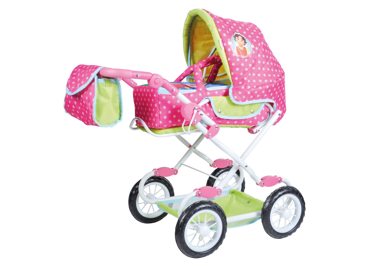 Puppenwagen, »Heidi Design - Salsa«, knorr toys