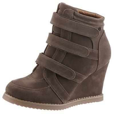 BUFFALO Sneakers in grau